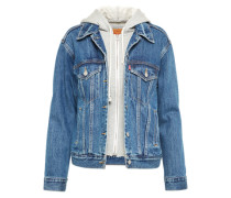 Jeansjacke 'ex-Bf' blue denim