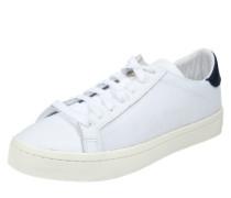 Sneaker 'Courtvantage' navy / weiß