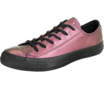 'Chuck Taylor All Star Ox' Sneakers pink / schwarz