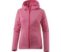 'Luina ML' Fleecejacke Damen pink