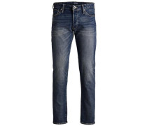 Comfort Fit Jeans 'mike CR 001' blau