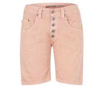 Chino-Shorts rosé