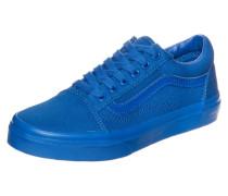 Old Skool Sneaker Kinder blau