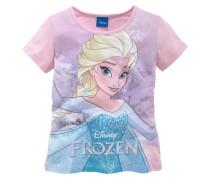 T-Shirt mit Motiv aus ´s Frozen für Mädchen pink