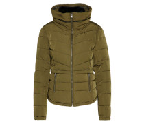 Steppjacke 'snuup JA' khaki