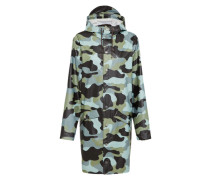 Regenmantel 'aop Long Jacket'