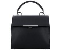 Sac A Main A Rabat Handtasche Leder 26 cm schwarz