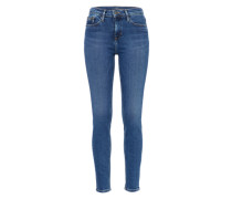 Skinny Jeans 'Blueville' blue denim