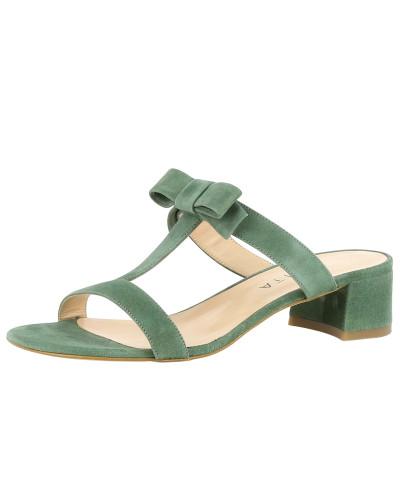 Sandalette 'Daria' oliv