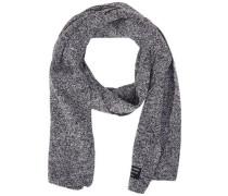 Klassischer Schal graumeliert