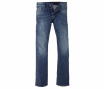 »Waitom« Regular-fit-Jeans blue denim