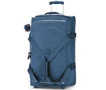 'Travel Teagan' 2-Rollen Reisetasche blau
