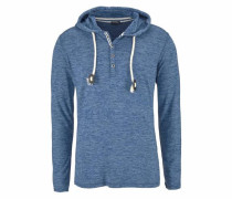 Kapuzenshirt 'Antonio' blau