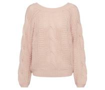 Pullover 'vmallie' rosa