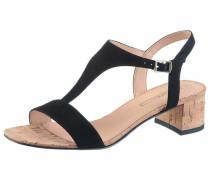 Sandalette 'Doris Sandal' schwarz