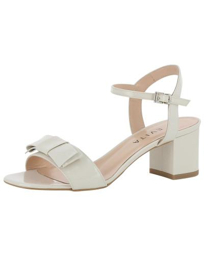 Sandalette 'Mariella' beige
