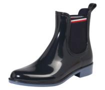 Chelsea Boots in Lack-Optik 'Dette'
