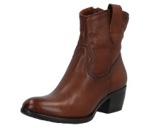 Stiefeletten 'Dallas-Dally' cognac