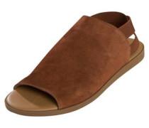 Sandalen Wildleder- braun