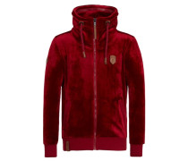 Male Zipped Jacket Ivic Mack rot