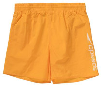 Kinder Badehose orange