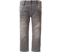 Jeans Slim für Jungen grau