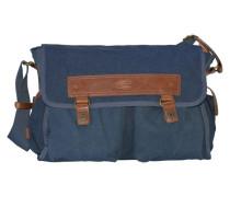 Brasilia Messenger 40 cm Laptopfach blau