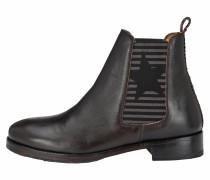Chelsea Boot 'jill' mit Streifen und Stern