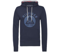 Sweatshirt 'penley HDD L/S VF' navy