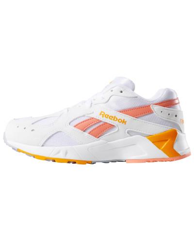 Sneaker 'Aztrek' koralle / weiß