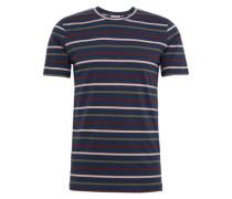 T-Shirt 'wilson 2100' navy / grün / rosa