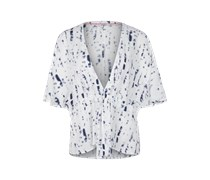 Kimono 'Iris' weiß