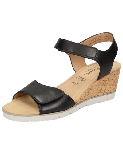 Sandale 'Filomia-700' schwarz
