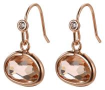 Earrings 'Air' rosegold