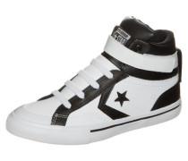 'Pro Blaze Strap Stretch High' Sneaker schwarz / weiß