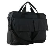 Wasserfeste Schultertasche 'Pace Bag' schwarz