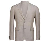 Leinen-Blazer 'Hopper Dressed' beige
