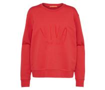 Sweatshirt 'Talogi' rot