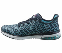 Sneaker 'Skech-Air Infinity' aqua / dunkelblau / rosa / weiß