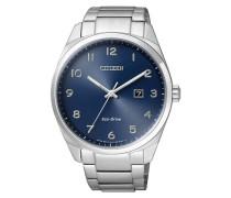 Armbanduhr »Bm7320-87L« silber