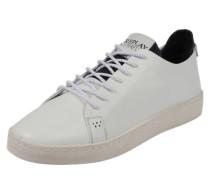 Sneaker 'wharm' navy / weiß