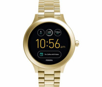 Q Venture Ftw6006 Smartwatch (Android Wear) gold / schwarz