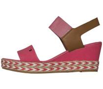 Sandale »E1285Lba 33C« braun / dunkelpink