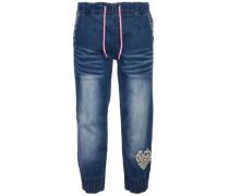 Regular fit Jeans 'nitbajacky' blau