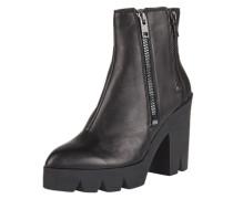 Ankle Boots 'Trouble' schwarz