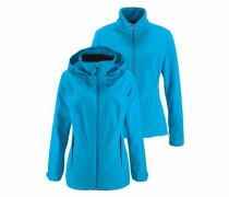 3-in-1-Funktionsjacke 'les Croset 1' (Set 2 tlg.)