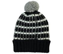 Mütze 'nitmano' schwarz