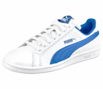 Sneaker 'Smash FUN L Junior' royalblau / weiß