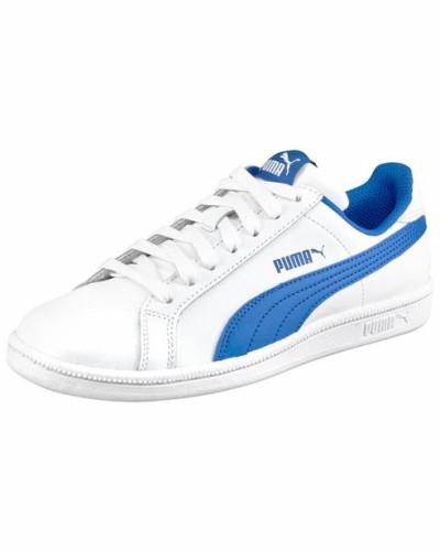 Sneaker 'Smash FUN L Junior' royalblau / weiß