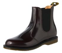 Chelsea Boots 'Flora' bordeaux